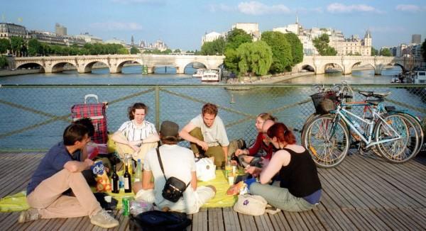 Paris auberge de jeunesse