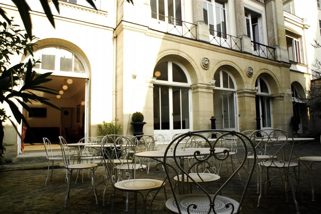 Hebergement GROUPE PARIS - BVJ OPERA MONTMARTRE - auberge de jeunesse à PARIS