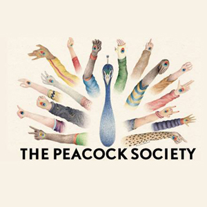 the peacock society flyer