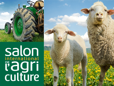 H bergement salon agriculture paris for Agriculture salon
