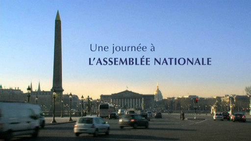 Visite Assemblée Nationale