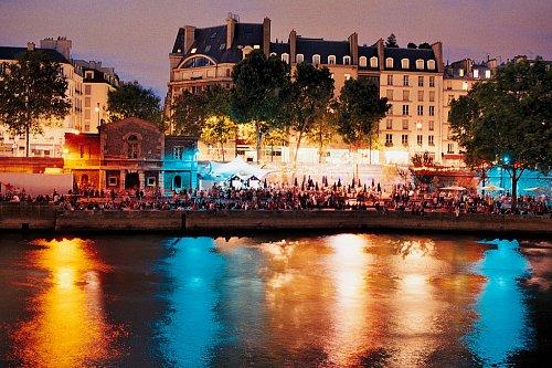 Hébergements pour les festivals de l'été 2016 à Paris