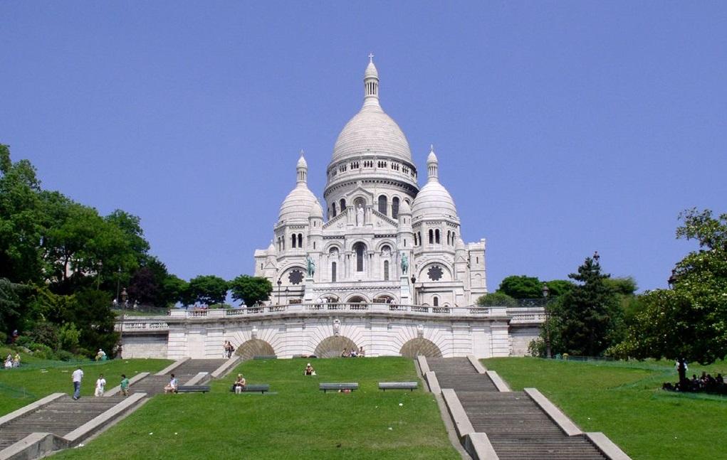 Visiter la Basilique Montmartre