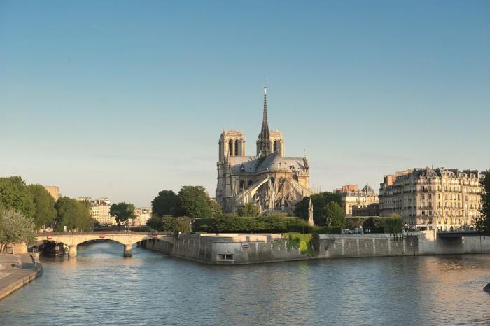 Notre-Dame - Quartier Latin