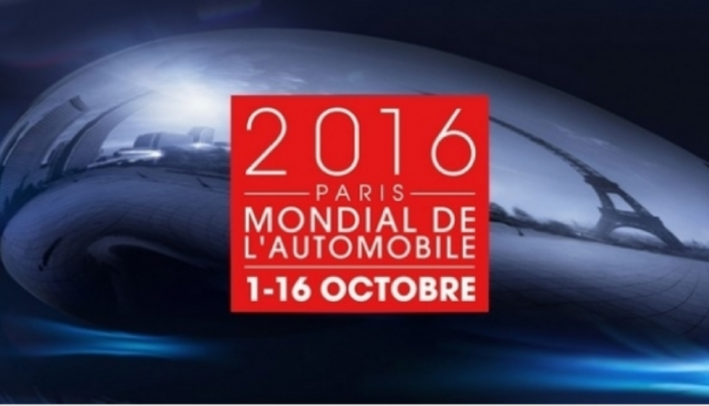ACCOMMODATION in PARIS - MOTOR SHOW PARIS 2016