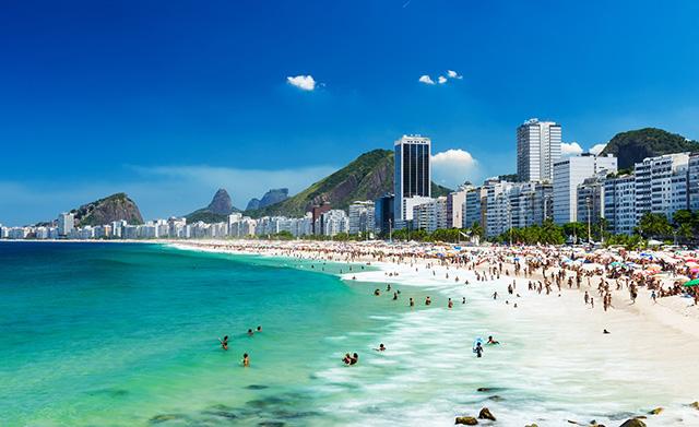 Hostel JO Rio de Janeiro copacabana Brésil