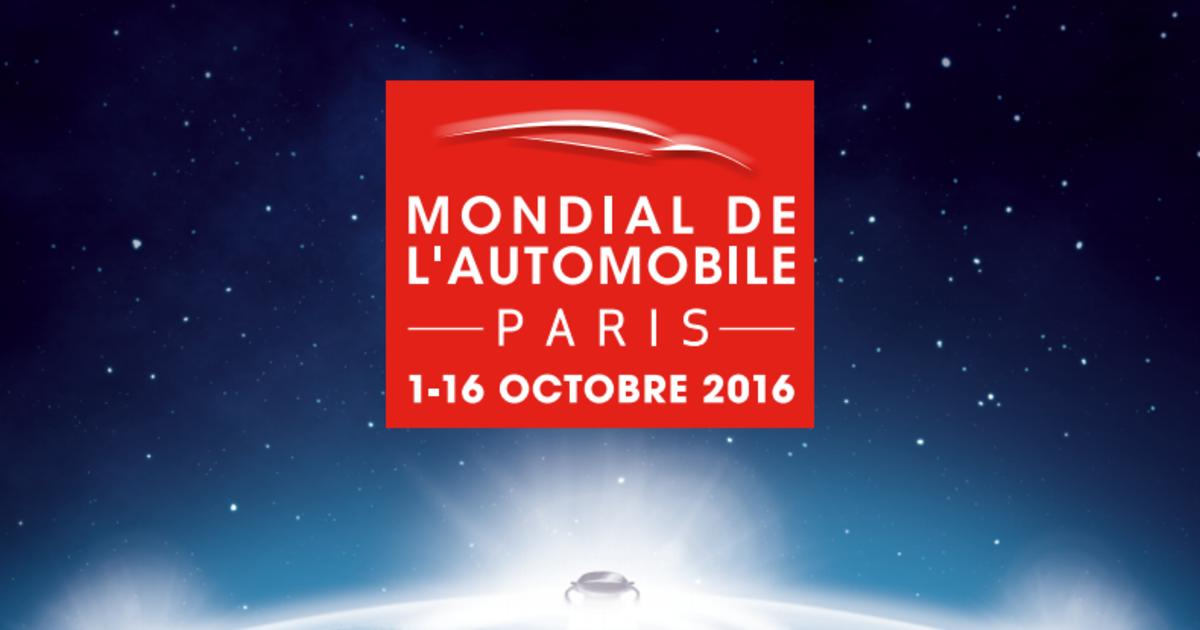 HOSTEL in PARIS - MOTOR SHOW PARIS 2016