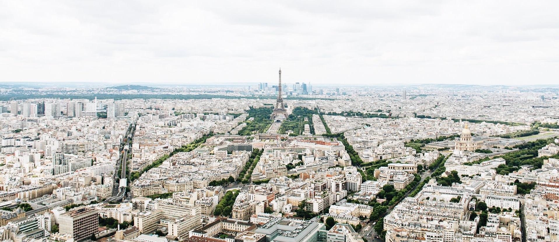 Auberges ou Hôtels pour un séjour à Paris