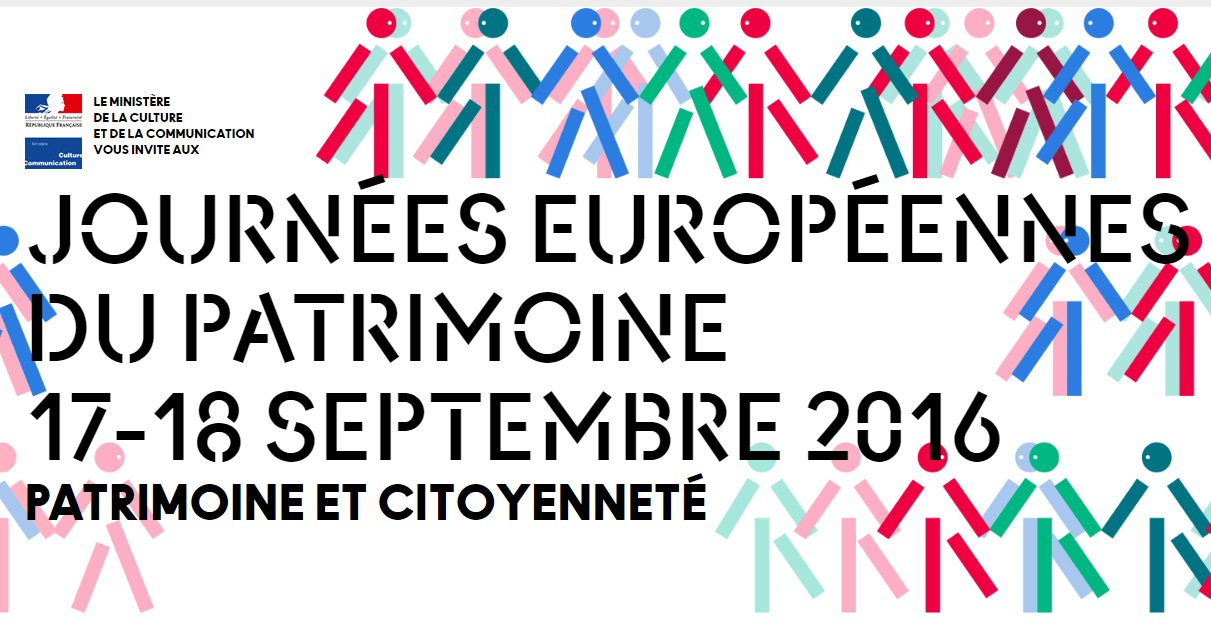 Stay in Paris - Journées européennes du Patrimoine
