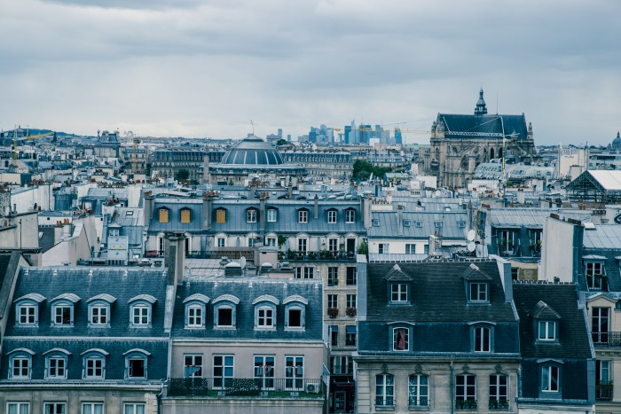 Trouver un logement à Paris