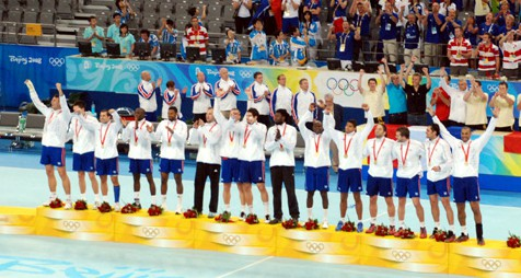 equipe france handball hebergement