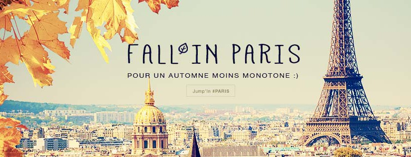 FALL in PARIS - HOSTEL BVJ PARIS Opera-Montmartre
