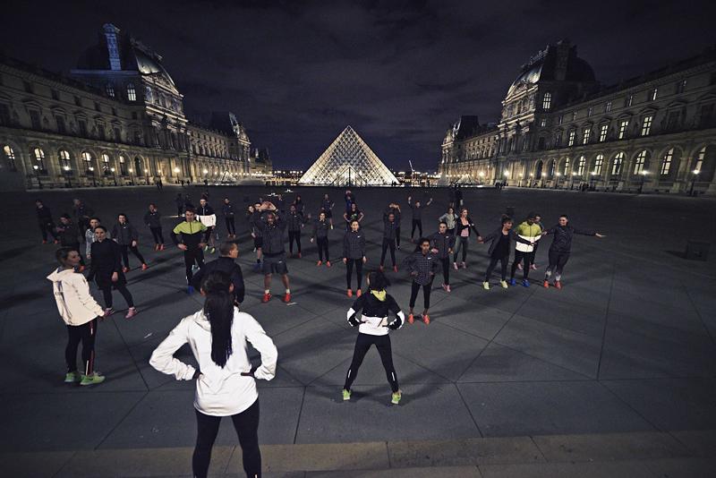 TEAM BVJ PARIS HOSTEL - WE RUN PARIS