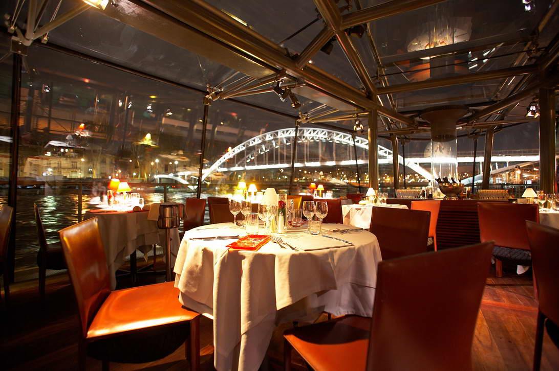 Diner for Christmas in PARIS closed to BVJ HOSTEL in PARIS