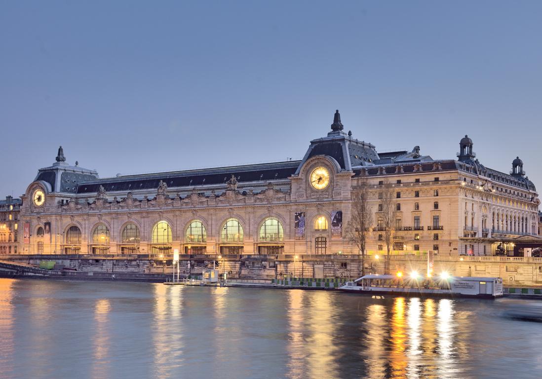 MUSEE d'ORSAY - voyage soclaire à PARIS - Auberge de Jeunesse PARIS BVJ LOUVRE