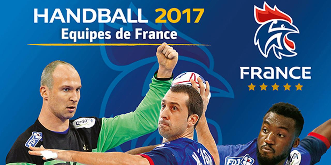HANDBALL 2017 EQUIPE DE FRANCE