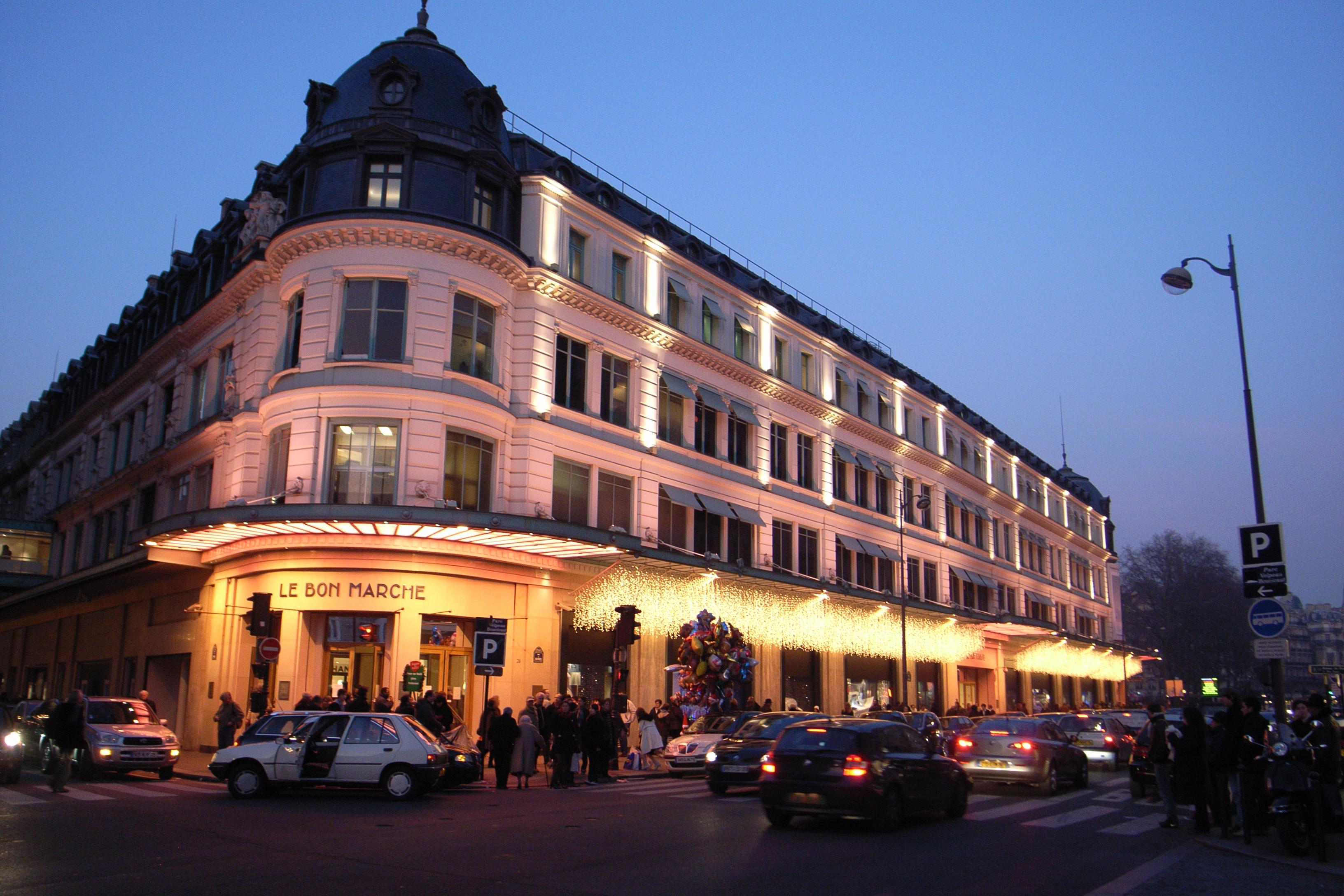 Le_bon_marche_PARIS