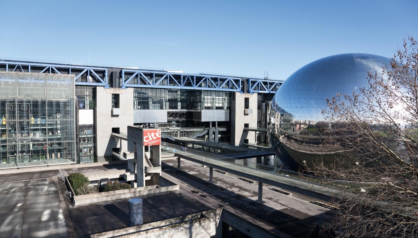 hebergement auberge de jeunesse cite des sciences - sortie scolaire a PARIS