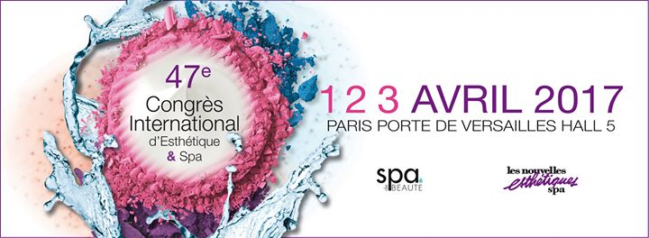 congr s international d esth tique spa paris