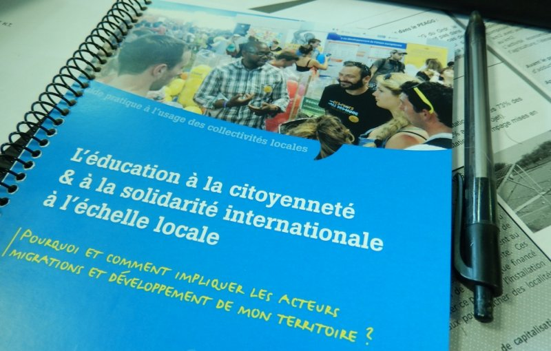 Education a la Citoyennete et a la Solidarite Internationale