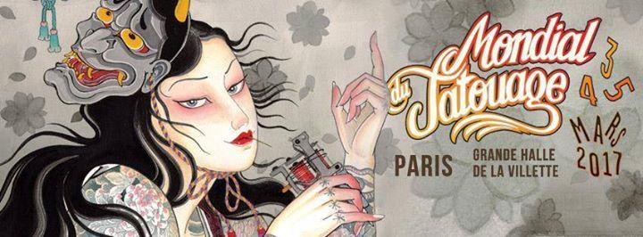 Logement MONDIAL DU TATOUAGE A PARIS - Auberge de Jeunesse BVJ PARIS