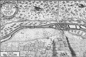 Origine du nom de la Ville de Paris