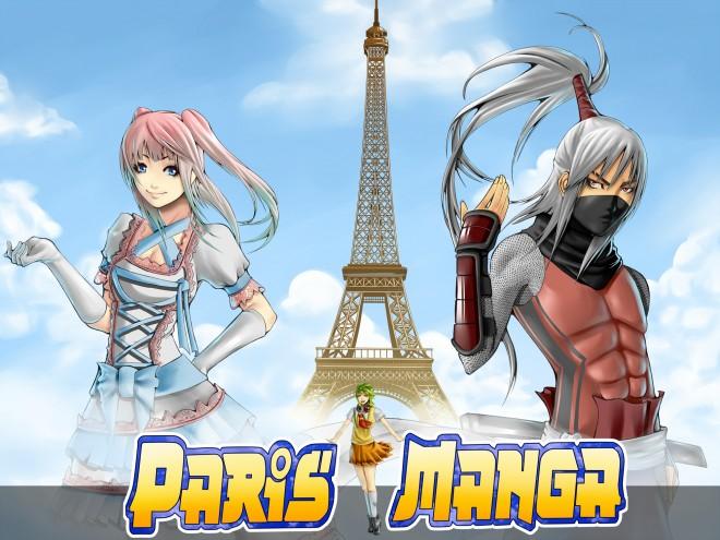 logement pas cher - PARIS MANGA