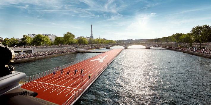 logement JO PARIS 2024 - auberge de Jeunesse BVJ PARIS