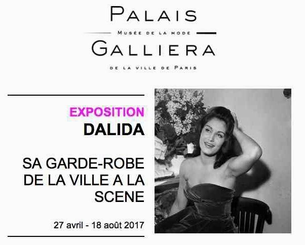 hebergement PARIS EXPO DALIDA