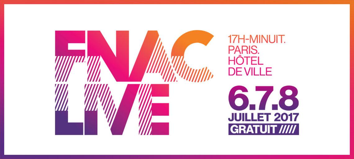 FESTIVAL FNAC LIVE PARIS hebergement auberge de jeunesse