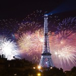 celebrate new year eve in PARIS