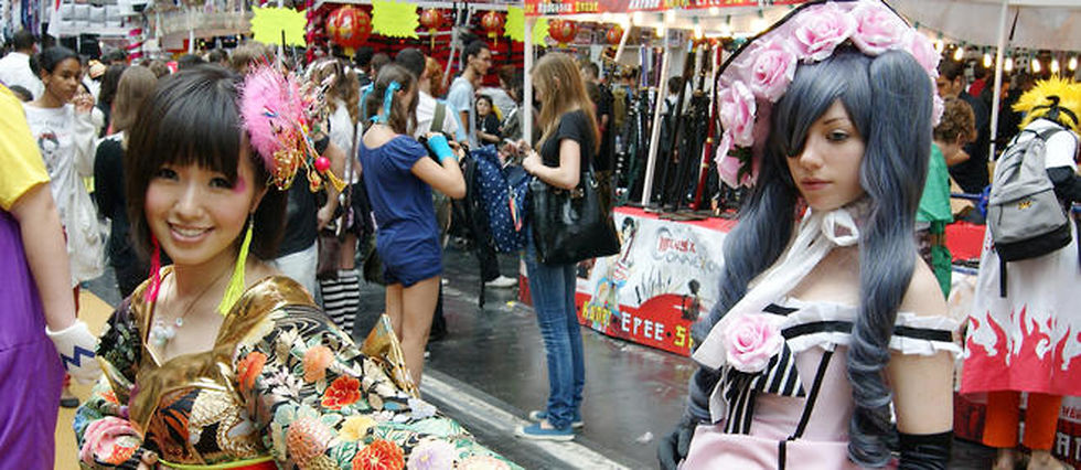 hébergement JAPAN EXPO PARIS 2017 auberge de jeunesse