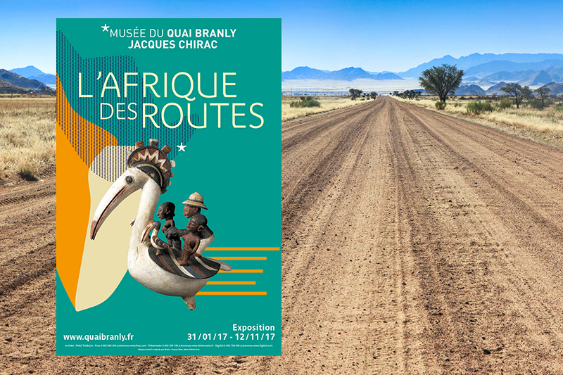 PARIS AFRIQUE DES ROUTES