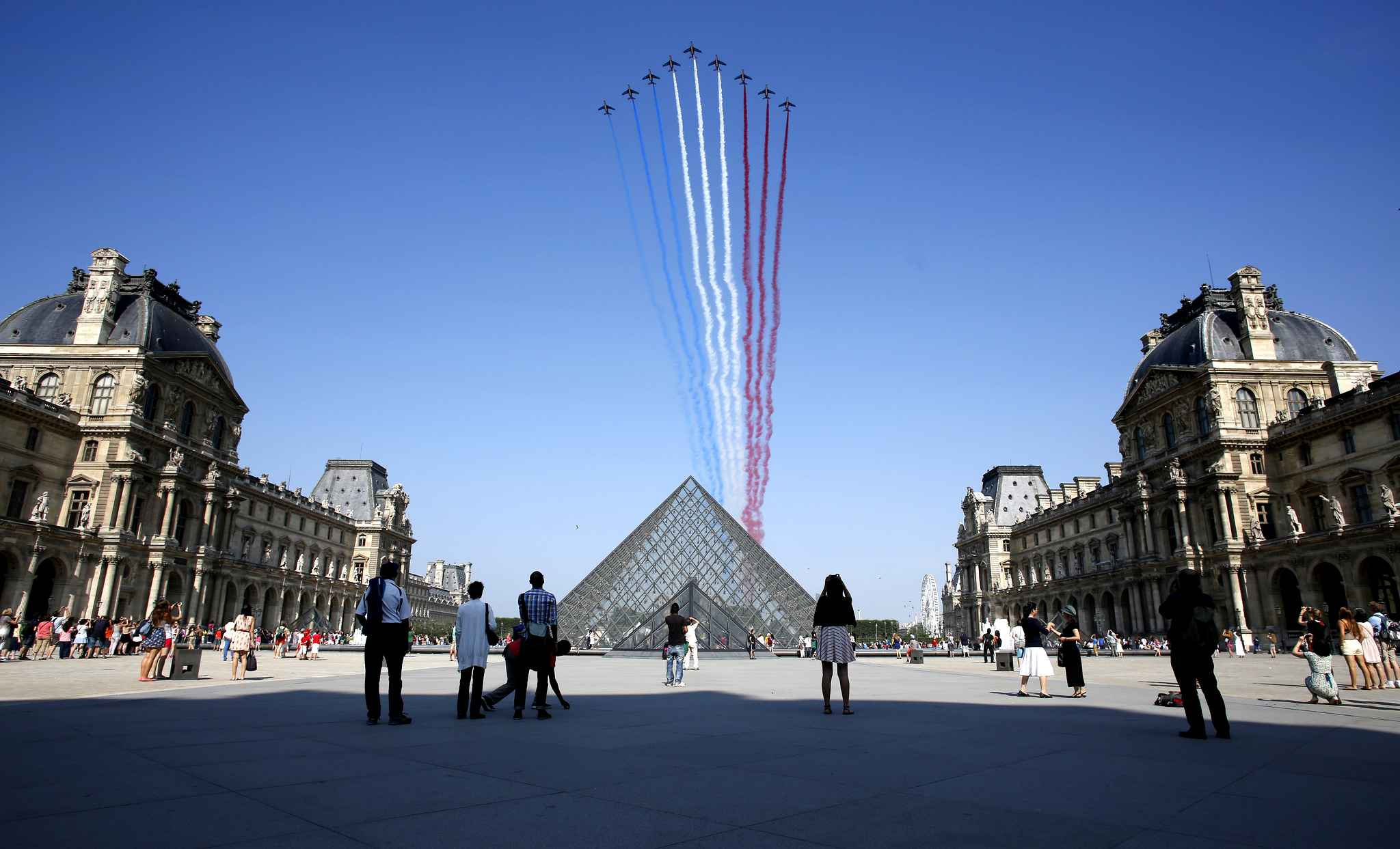 PARIS BASTILLE DAY PARADE