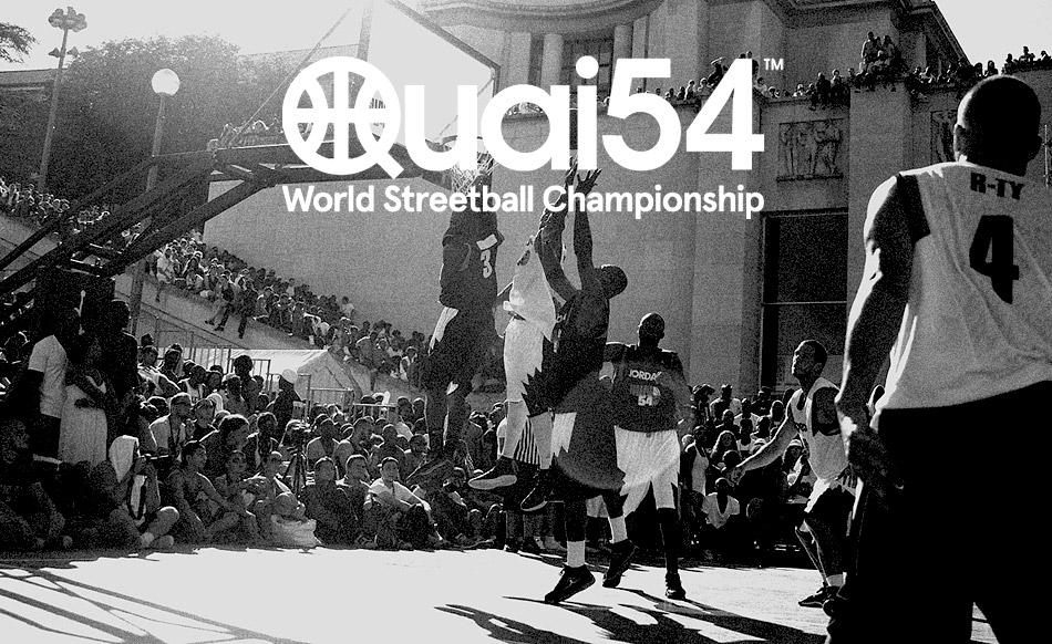 hebergement auberge de jeunesse - QUAI 54 PARIS WORLD STREETBALL CHAMPIONSHIP
