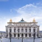 VISTE OPERA de PARIS