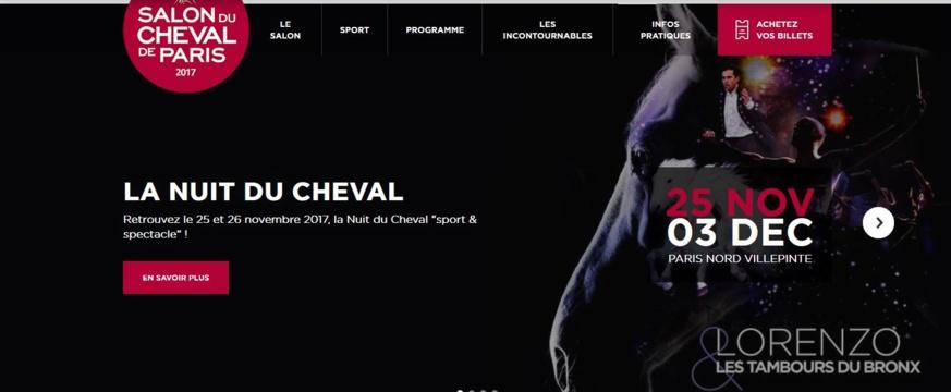 Logement La nuit du Cheval PARIS
