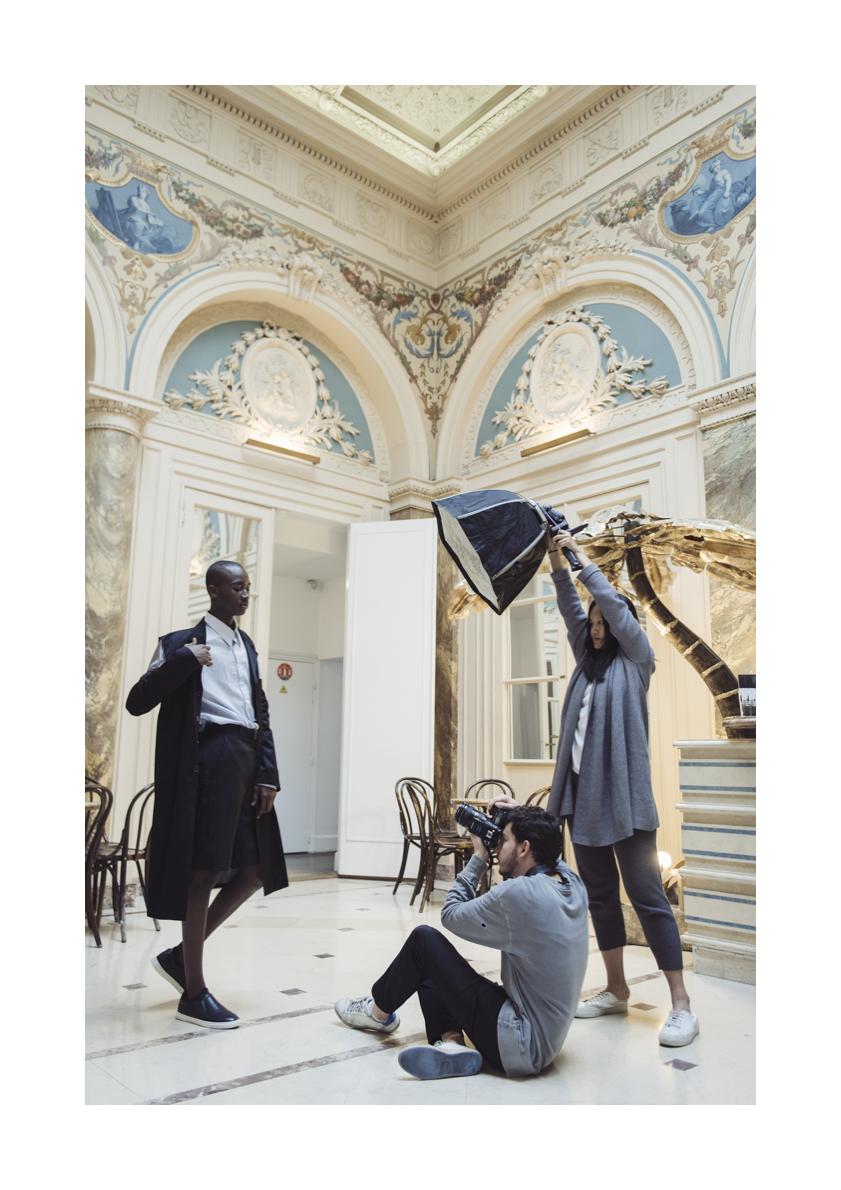 Logement Salon de la Photo PARIS - hostel PARIS - BVJ OPERA-MONTMARTRE