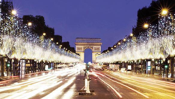 Logement vacances noel a PARIS