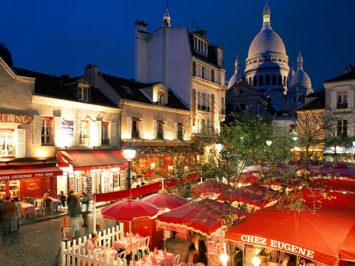 Accommodation for christmas in PARIS