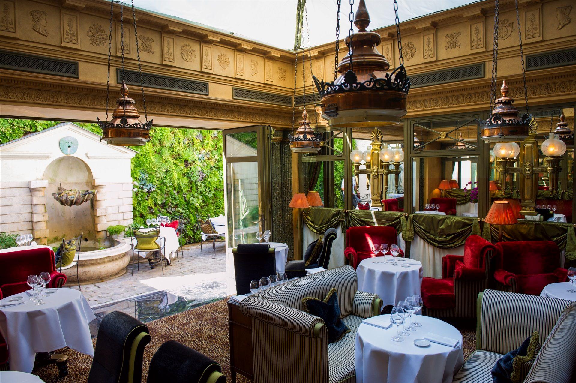 l'hotel restaurant