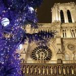 celebrar la Navidad en Paris