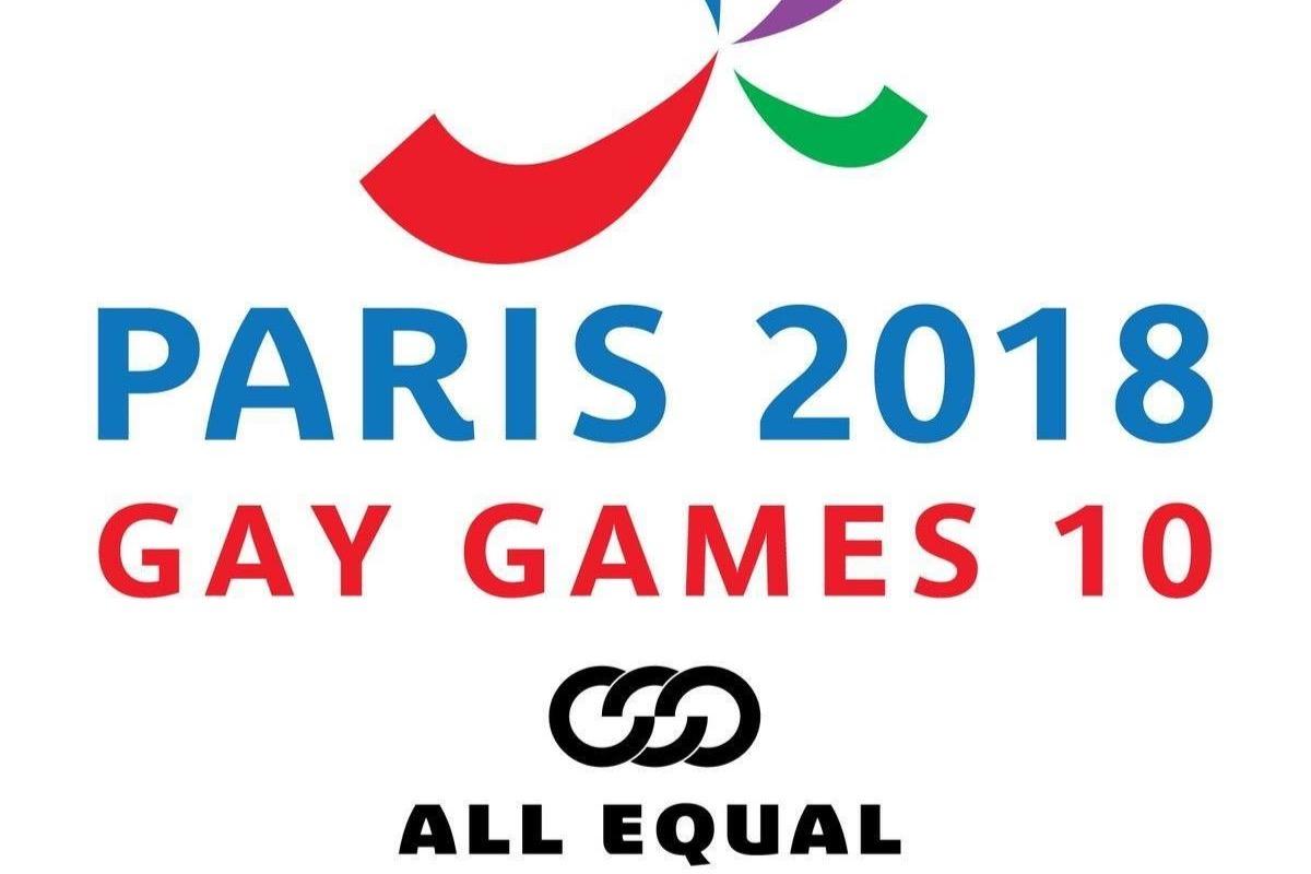 GAY GAMES PARIS