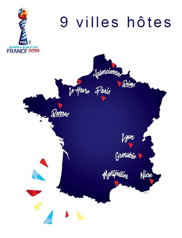 logement auberge de jeunesse BVJ PARIS coupe du monde de football feminin