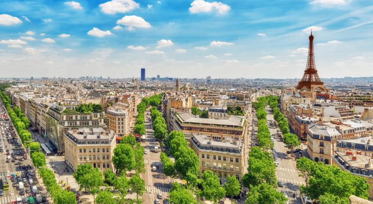 cheap accommodation near champs elysees avenue in Paris