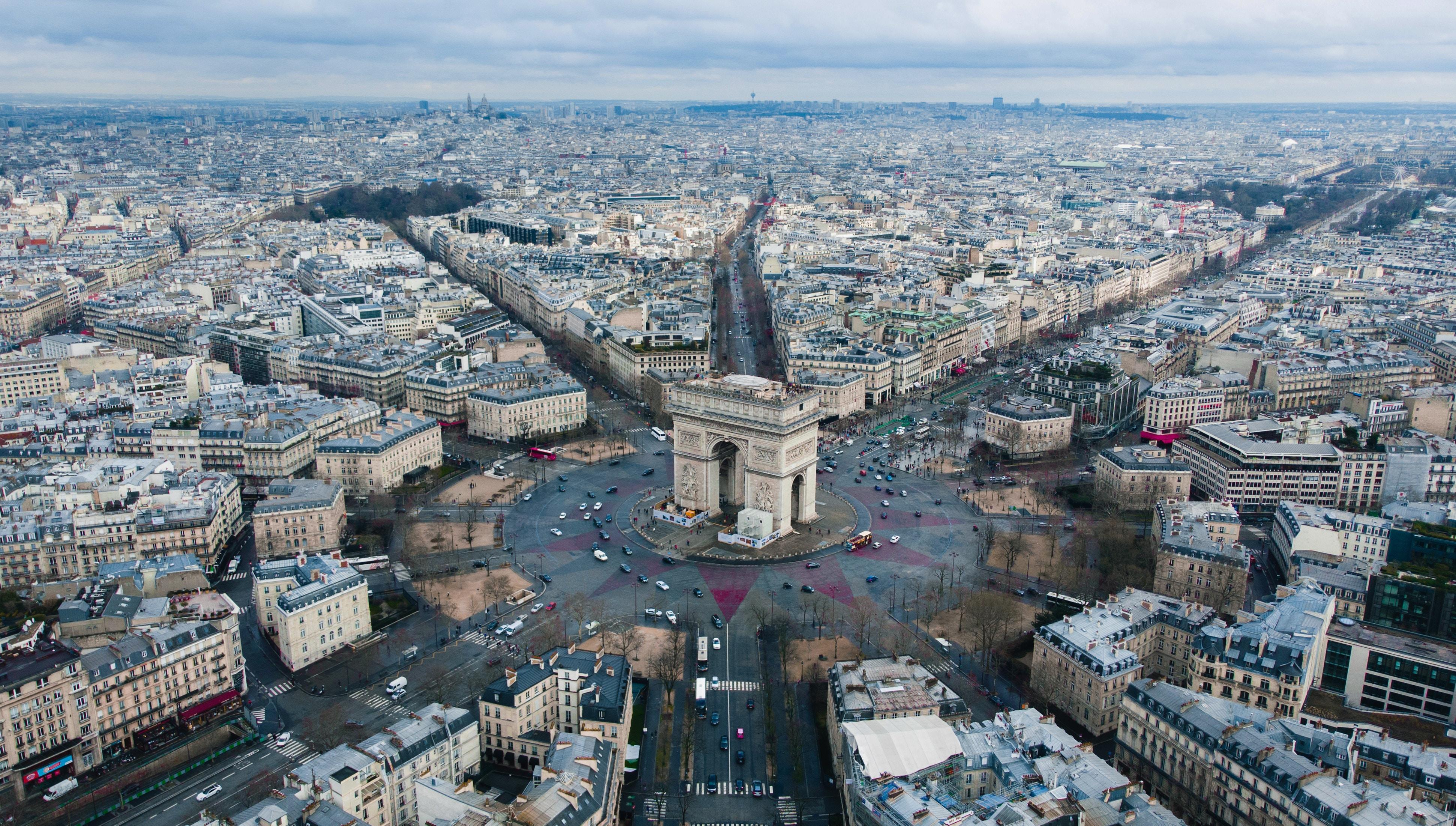 logement auberge de jeunesse PARIS - BVJ Champs-Elysees