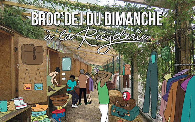 Brocante Recyclerie