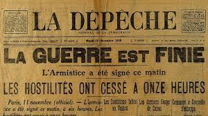 hébergement commémoration Armistice Paris