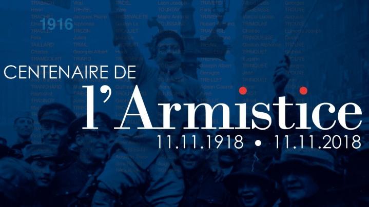 Hébergement Centenaire de l armistice a Paris