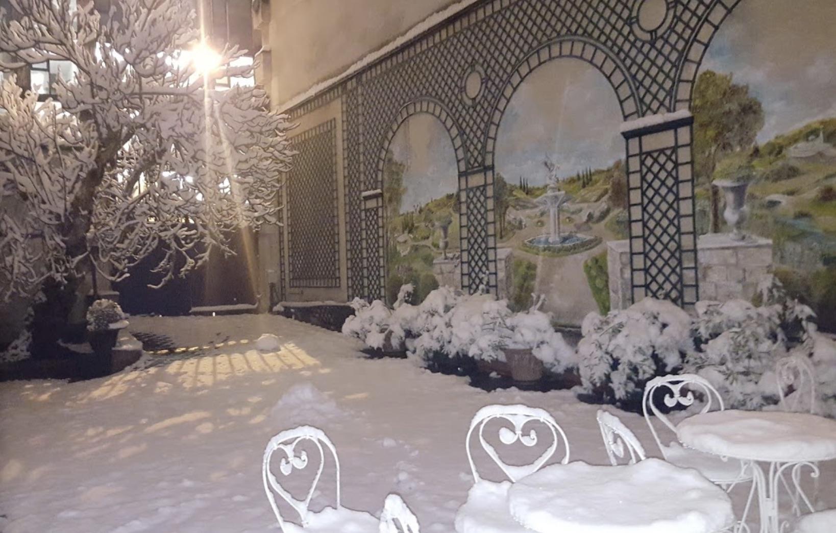hébergement décembre a PARIS